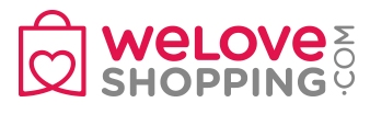 logo welove shopping