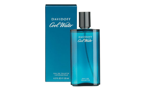 4 Davidoff Cool Water