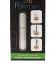 01-ขวดแบ่งน้ำหอม-portomy-Silver-box